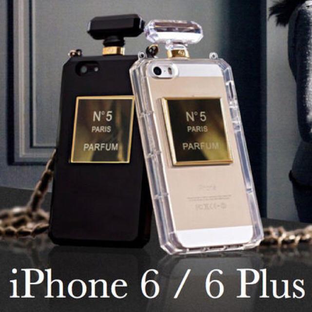 シャネル iphone xs max ケース - iPhone☆香水瓶ケース☆クリアの通販 by プロフ必読♡かわいいもの買い付け♡|ラクマ