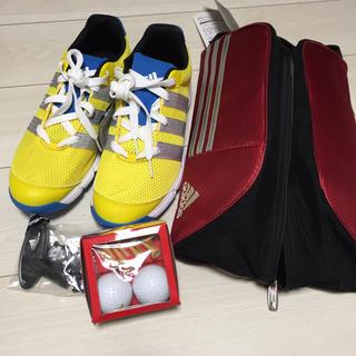 アディダス(adidas)のまあくん様専用!!新品タグ付き*アディダスゴルフシューズ*送料込み(シューズ)