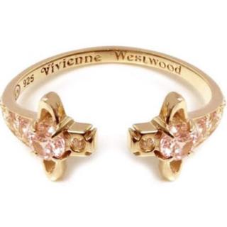 ヴィヴィアンウエストウッド(Vivienne Westwood)のヴィヴィアン☆Reina リング☆未使用品(リング(指輪))