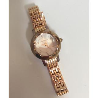 ジルスチュアート(JILLSTUART)の美品♡ジルスチュアート時計(腕時計)