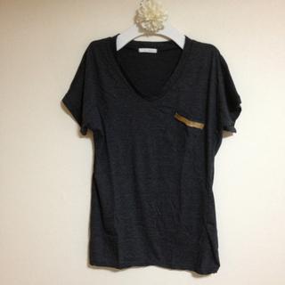 シンプル♡黒ティシャツ♡(Tシャツ(半袖/袖なし))