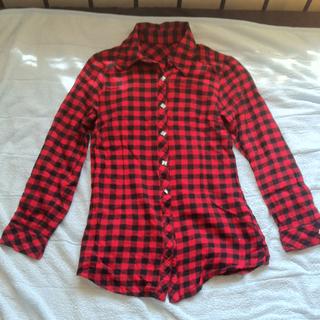 スピーガ(SPIGA)の★ブロックチェックのシャツ★(シャツ/ブラウス(長袖/七分))
