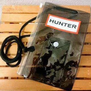 ハンター(HUNTER)の【お値下げ中!レアグッズ】HUNTER/防水ケース(その他)