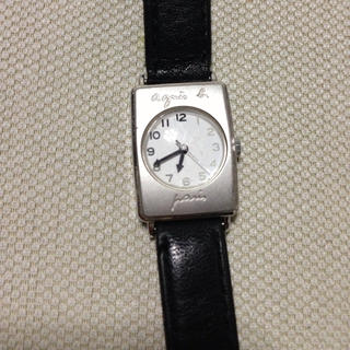 アニエスベー(agnes b.)のアニエスベー腕時計(腕時計)