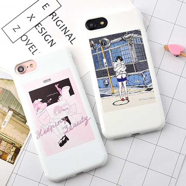 Iphone7 ゆめかわいい オシャレ ケース 韓国 オルチャンの通販 By