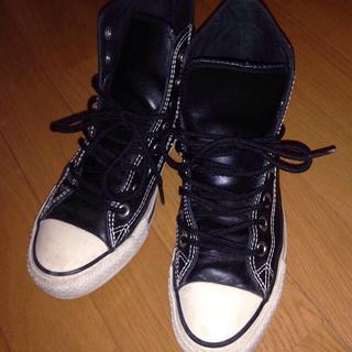 コンバース(CONVERSE)の靴箱整理第2弾!(ブーツ)