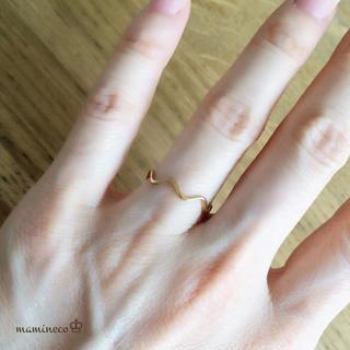 7号 ステンレス製 リング(リング(指輪))