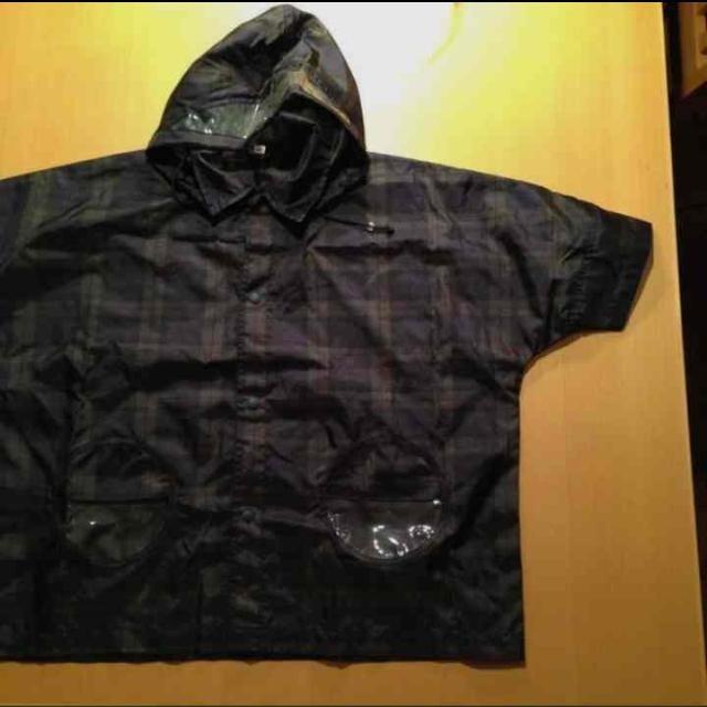 MUJI (無印良品)(ムジルシリョウヒン)の↟ MUJIこども雨具と傘 100 キッズ/ベビー/マタニティのキッズ服 男の子用(90cm~)(その他)の商品写真