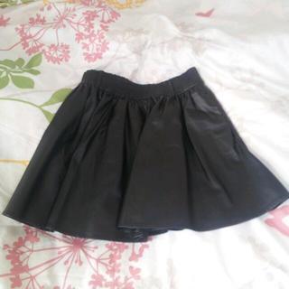 ローリーズファーム(LOWRYS FARM)のローリーズファーム  レザースカート(ミニスカート)