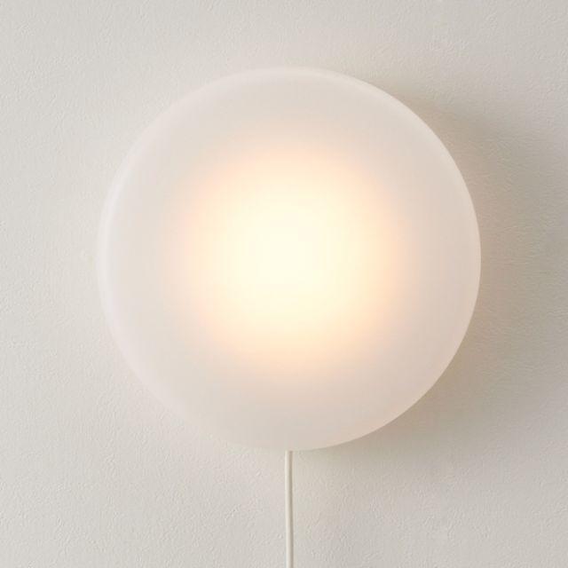 MUJI (無印良品)(ムジルシリョウヒン)の新品未使用 無印良品 壁掛式LED照明 インテリア/住まい/日用品のライト/照明/LED(その他)の商品写真
