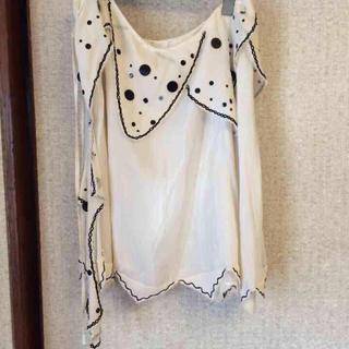 ツモリチサト(TSUMORI CHISATO)のまりるさん専用‼️ツモリチサト  シルクスカート(ひざ丈スカート)