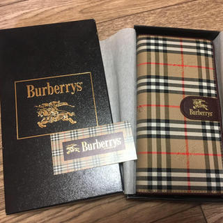 バーバリー(BURBERRY)のBurberry 手帳(その他)