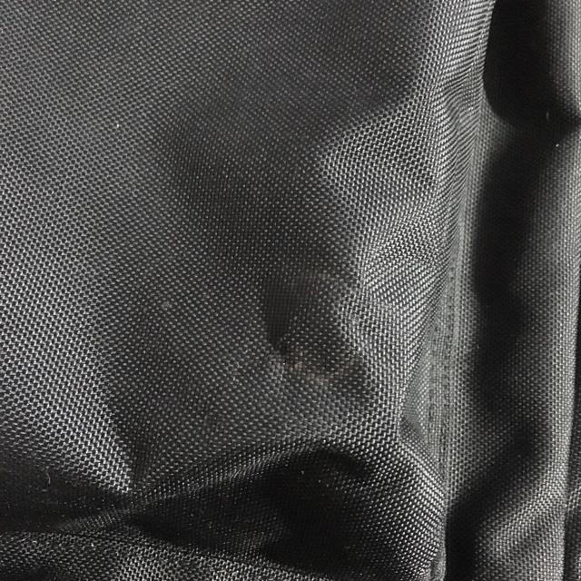 MUJI (無印良品)(ムジルシリョウヒン)の無印  黒リュック レディースのバッグ(リュック/バックパック)の商品写真
