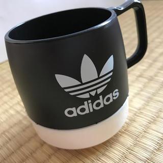 アディダス(adidas)の非売品 adidas コップ(グラス/カップ)