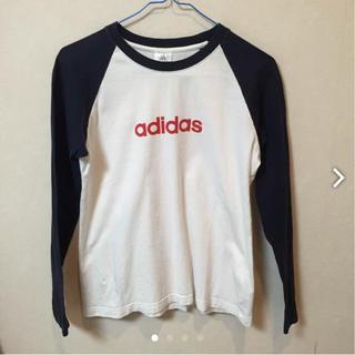 アディダス(adidas)のアディダス ロンT レディース(Tシャツ(長袖/七分))