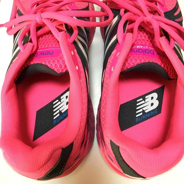 New Balance(ニューバランス)のnew balance ピンク色 レディースの靴/シューズ(スニーカー)の商品写真