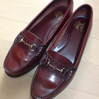 美品 アメリカ製 ローファー 25cm(ローファー/革靴)