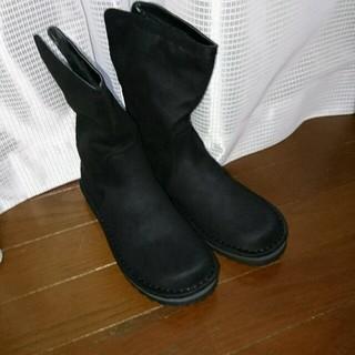 ムジルシリョウヒン(MUJI (無印良品))のkanade様専用**無印良品ブーツ(ブーツ)