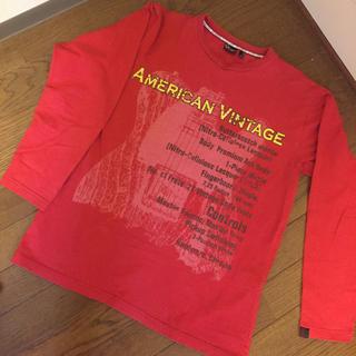 スティーブンソンオーバーオール(STEVENSON OVERALL)のSTEVENSON トップス(Tシャツ/カットソー(七分/長袖))
