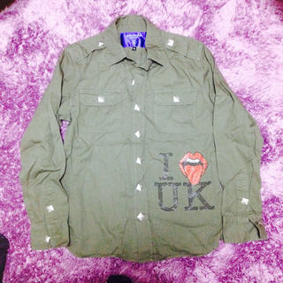 ハーフマン(HALFMAN)のシャツ(シャツ/ブラウス(長袖/七分))
