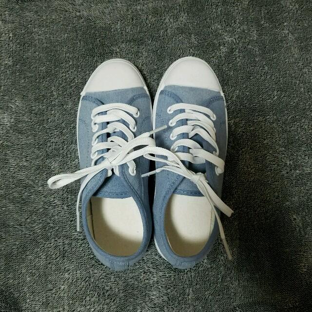 しまむら(シマムラ)のスニーカー レディースの靴/シューズ(スニーカー)の商品写真