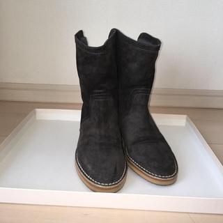ジミーチュウ(JIMMY CHOO)のjimmy choo◼︎ムートンブーツジミーチュウ(ブーツ)