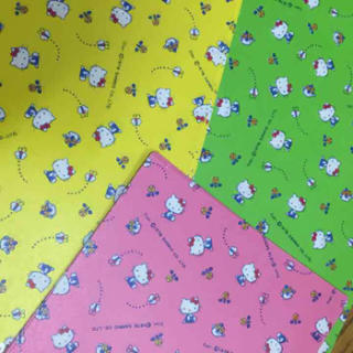 クリスマス 折り紙:キティちゃん 折り紙-item.fril.jp