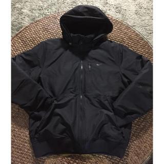ナイキ(NIKE)のNIKE 中綿パーカージャケット  XL Black(ミリタリージャケット)