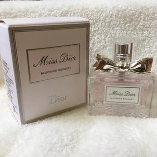 クリスチャンディオール(Christian Dior)のディオール 香水 ミスディオール ブルーミーグブーケ オードゥトワレ(香水(女性用))