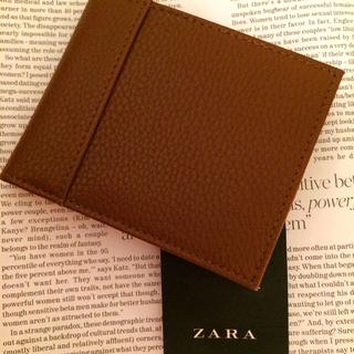 ザラ(ZARA)の【新品】ZARA ウォレット (折り財布)