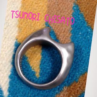 ツモリチサト(TSUMORI CHISATO)のツモリチサト♬リング(リング(指輪))