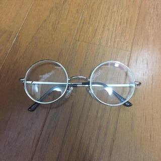 ナディア(NADIA)のNADIA 丸メガネ(サングラス/メガネ)