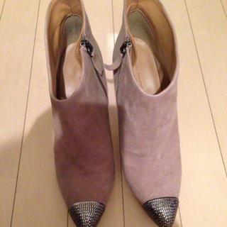 ザラ(ZARA)のザラ サイズ40ショートブーツ(ブーツ)