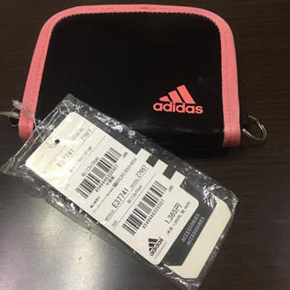 アディダス(adidas)の新品 アディダス サイフ(財布)