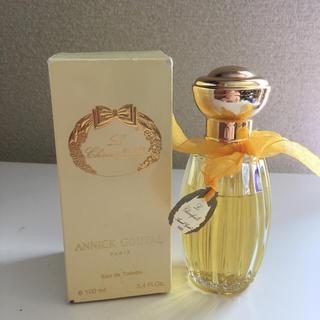 アニックグタール(Annick Goutal)のアニックグタール 香水  100ml ル シェブルフイユ オードトワレ(香水(女性用))