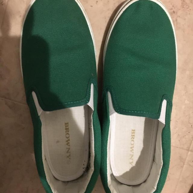 WEGO(ウィゴー)のwego スリッポンスニーカー L レディースの靴/シューズ(スニーカー)の商品写真