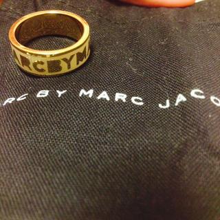 マークジェイコブス(MARC JACOBS)の:::MARC BY....リング:::(リング(指輪))