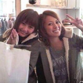 シェル(Cher)のCher☆fruitcake♡中林美和・ひゃん着用(モッズコート)