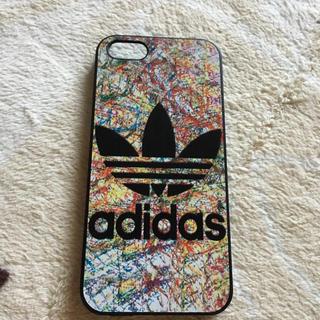 アディダス(adidas)のadidas  iPhone5sケース(iPhoneケース)
