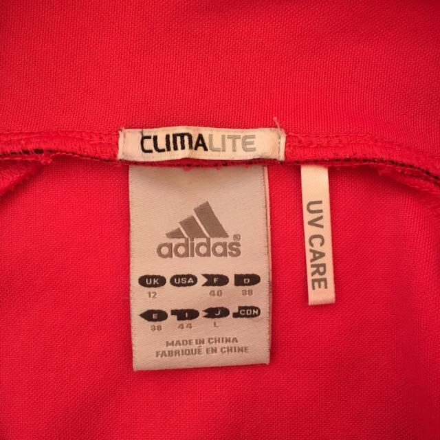adidas(アディダス)のadidas スポーツウエア L スポーツタオル付き スポーツ/アウトドアのトレーニング/エクササイズ(その他)の商品写真