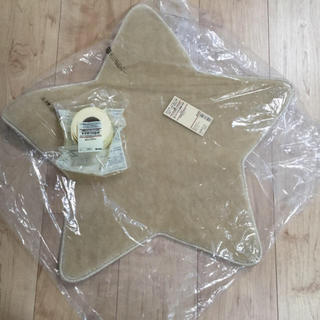 MUJI (無印良品) - 無印 ラグ 星の通販 by koo's shop ムジルシリョウヒンならラクマ