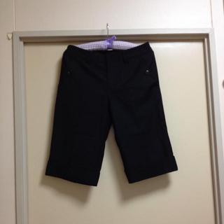 アイアイエムケー(iiMK)の美品♡iiMK 膝丈パンツ(ハーフパンツ)