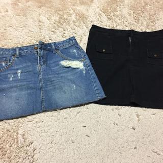 ローリーズファーム(LOWRYS FARM)のスカート セット売り(ミニスカート)