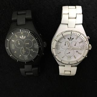 アディダス(adidas)のアディダス 時計 ペアルック 腕時計(腕時計)