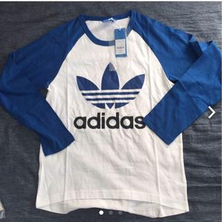 アディダス(adidas)のアディダス オリジナルス 長袖 Tシャツ Mサイズ(Tシャツ/カットソー(七分/長袖))