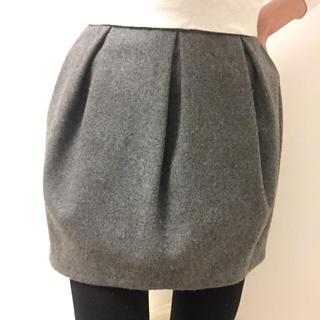 デイシー(deicy)のdeicy ウール スカート(ひざ丈スカート)
