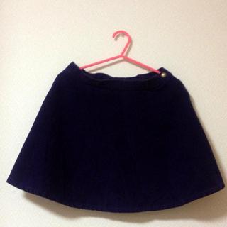 アメリカンアパレル(American Apparel)のアメアパ コーデュロイスカート(ミニスカート)