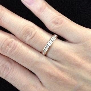 ピンクゴールド ring(リング(指輪))