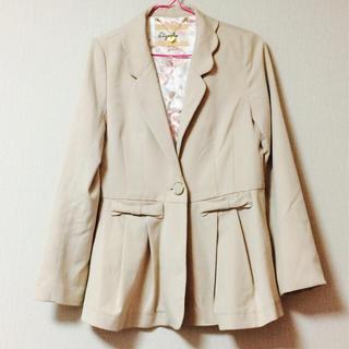 リズリサ(LIZ LISA)の【美品】 リズメロ M ジャケット コート リズリサ(テーラードジャケット)