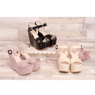 ケイティー(Katie)ののん様専用5日まで限定出品 限定価格 新品 Katie AIMEE sandal(サンダル)